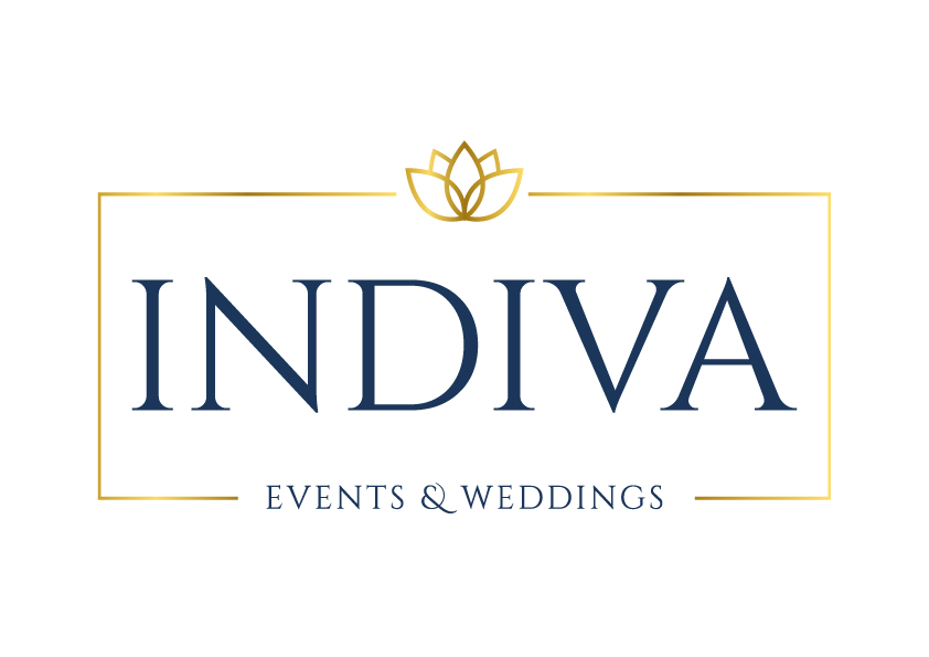 INDIVA | Events & Weddings Logo